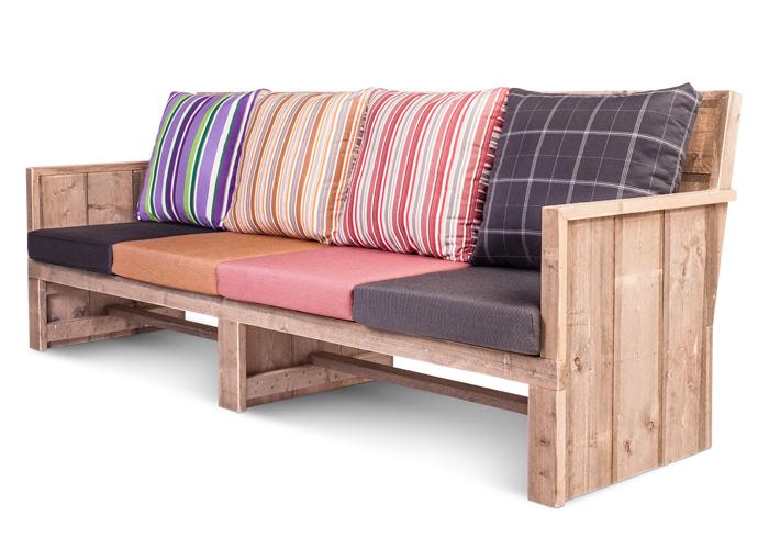 Lounge kussens neplenbroek meubelstoffering for Lounge kussens