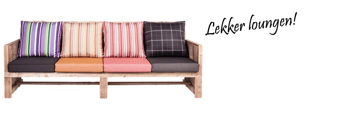 lounge kussens